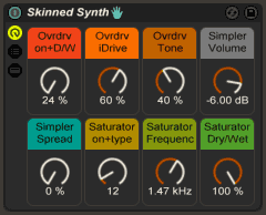 skinnedsynth