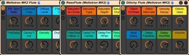 Mellotron Live Pack 8