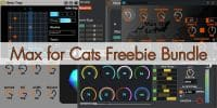 Max for Cats Freebie Bundle
