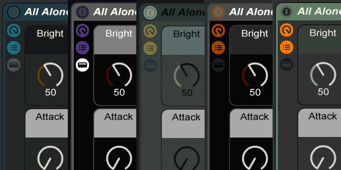 Ableton Live Skins 3