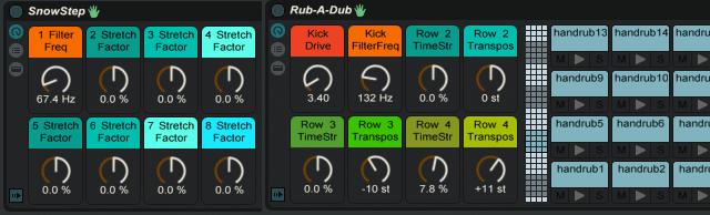 Rub-A-Dub/SnowStep Live Pack