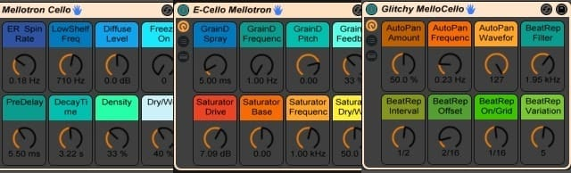 Mellotron Live Pack 1