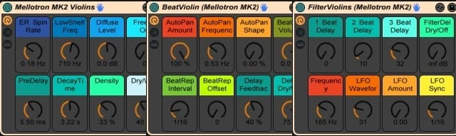 Mellotron Live Pack 2