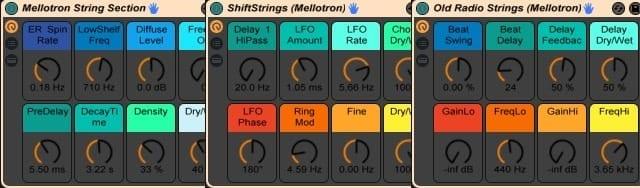 Mellotron Live Pack 3
