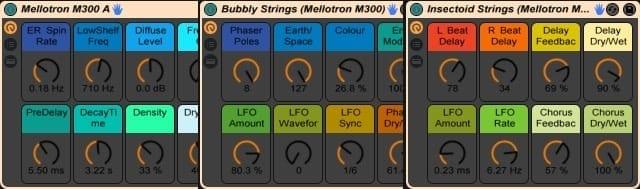 Mellotron Live Pack 4