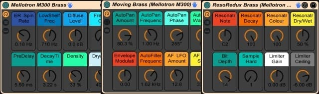 Mellotron Live Pack 6