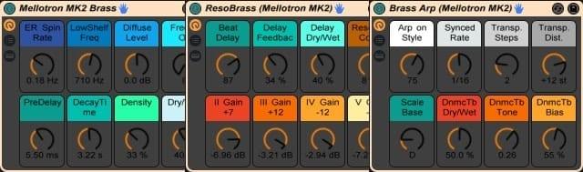Mellotron Live Pack 7