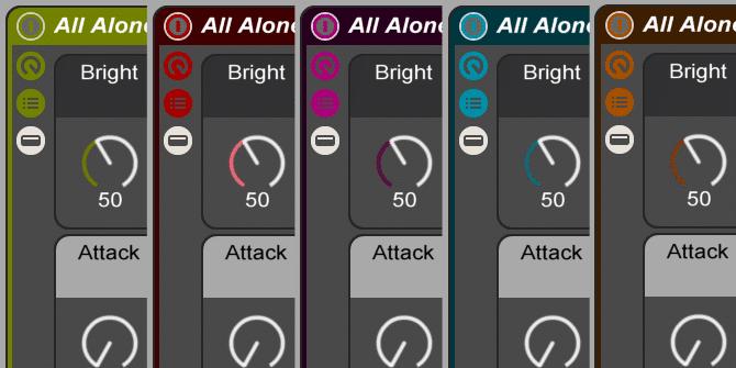 Ableton Live Skins 5