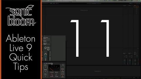 ableton eq 8 tutorial