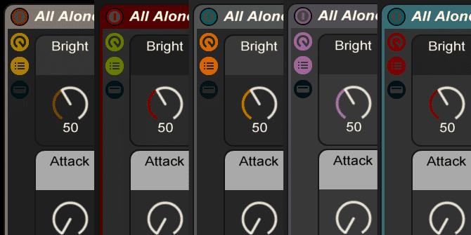 Ableton Live Skins 6