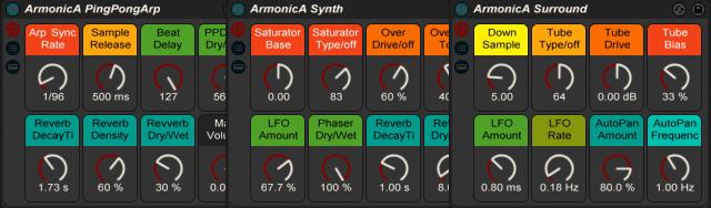 ArmonicA Live Pack