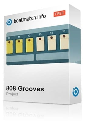 808 Grooves by beatmatch.info