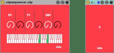 Clip Sequencer