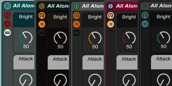 Ableton Live Skins 7