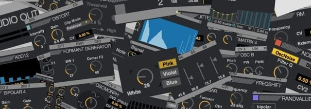 OSCiLLOT Module Collage