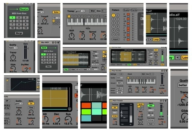 Max 7 Pitch and Time Machines Live Pack