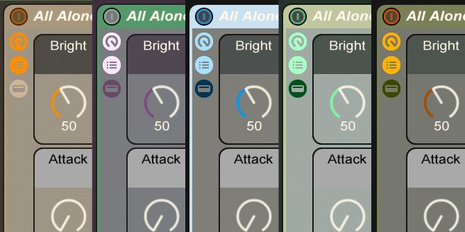 Ableton Live Skins 9