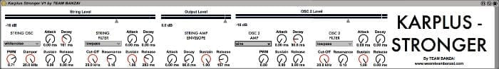 Karplus-Stronger