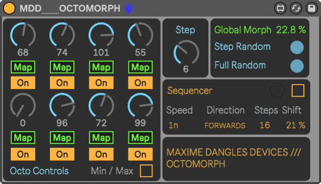 3 Free Max for Live Devices for Pitch Drops, Morphing Presets and
