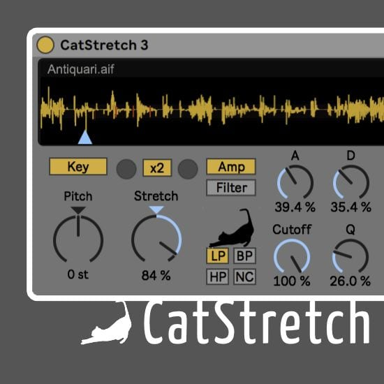 CatStretch 3 by Max for Cats