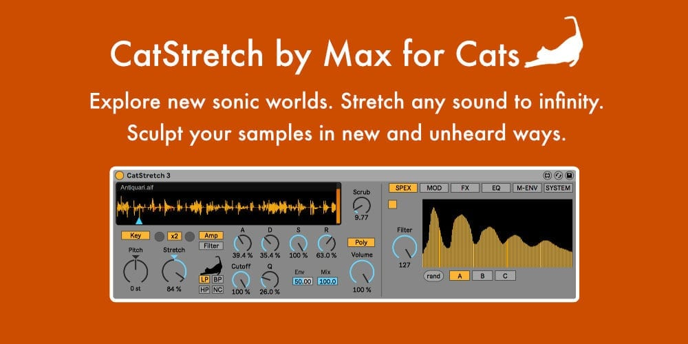 CatStretch 3 out now