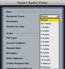 Ableton Live Tutorial: Exporting Audio | Sonic Bloom